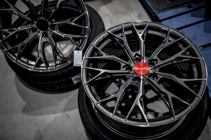 德朋國際 / ASGA ARF10輕量化/旋壓鑄造 Volkswagen Tiguan 實裝