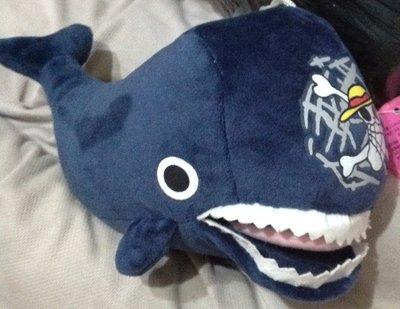 全新海賊王航海王藍鯨長約30公分