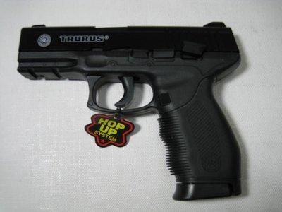 生存遊戲-KWC  PT24/7MODEL KA-06加重型BB彈空氣槍/手槍(BB槍BB彈瓦斯CO2空氣玩具槍吸水彈槍