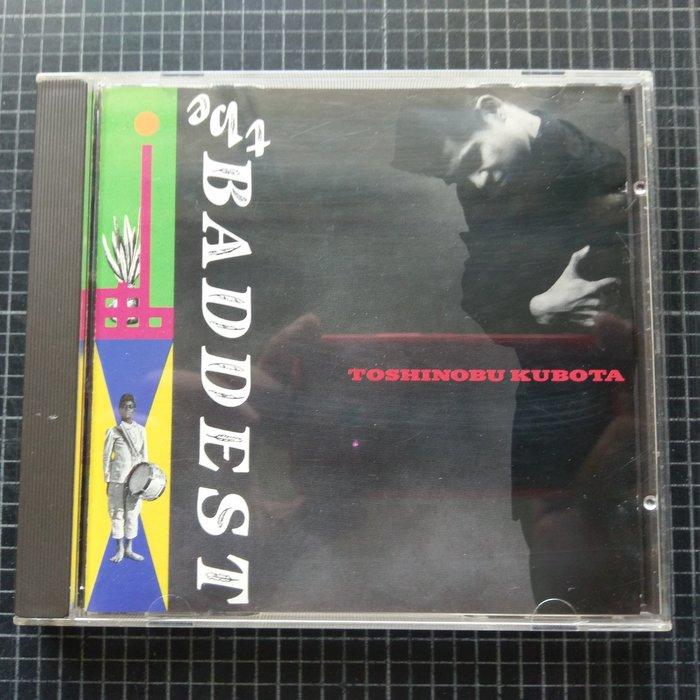 ※藏樂小舖※ (日文CD) 久保田利伸~The Baddest (港版)