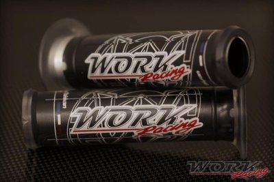 光宇車業 Work Racing 透明握把套 耐熱 防滑 不黏手 124mm 握把套 把手套 手把