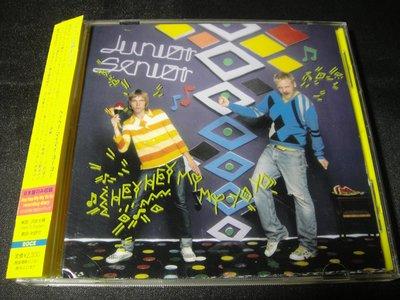 【198樂坊】JUNIOR SENIOR - Hey Hey My My Yo Yo(Hello..日版)CL