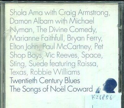 *真音樂* TWENTIETH CENTURY BLUES THE SONGS OF NOEL 二手 K26856 刮傷