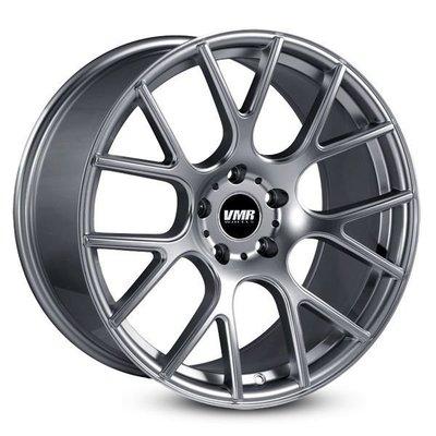 【汽車零件王】VMR 鋁圈 鋁合金 V810 19x8.5 5x112 ET45