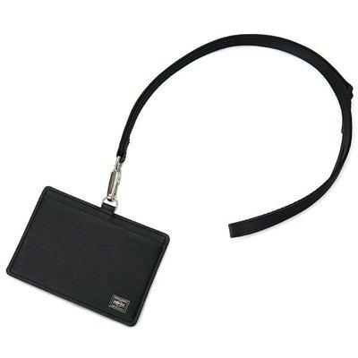 『小胖吉田包』黑色預購 日本 日標 PORTER CURRENT 證件套/證件夾(橫式) ◎052-02218◎免運
