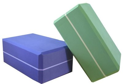 +台灣製造+開心運動場- 高硬度EVA優質 瑜珈磚(另售瑜珈鋪巾瑜珈墊瑜珈柱貝殼機六塊肌)