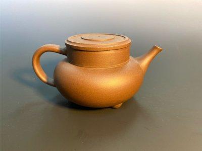 中國宜興小石柱紫砂壺