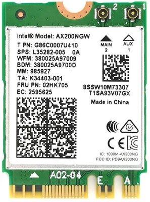 【kiho金紘】免運 Intel WiFi AX200無線網卡 M.2筆電 2.4Gbps 藍芽5.0 AX200NGW