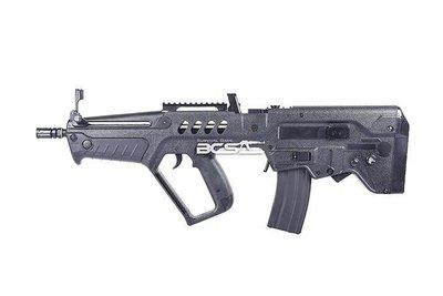 【WKT】RAVEN  CUIC007 TAR-21 ABS 電動槍 黑色-RECUIC007BK