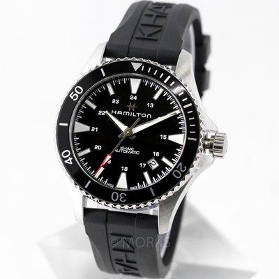 現貨 可自取 HAMILTON H82335331 漢米爾頓 手錶 機械錶 40mm 卡其海軍系列 潛水錶 男錶女錶