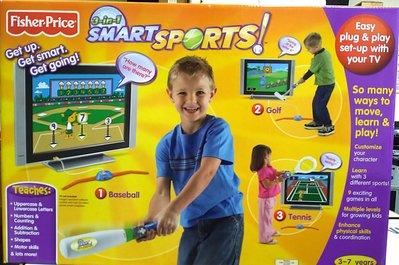 Fisher-Price Smart sports