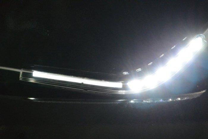 金強車業 LUXGEN U6 2014-ON  日行燈 改裝後視鏡殼 (白235) 單功能側燈  方向燈