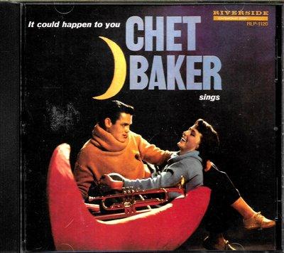 查特貝克Chet Baker / Sings It Could Happen to You