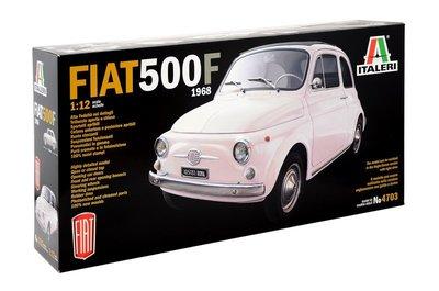 ITALERI 1/12 FIAT 500F 1968 (4703)
