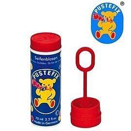 【紫貝殼】德國 Pustefix 經典款魔力泡泡瓶70ml