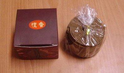 *香品大批發*  富貴檀香 微盤2H(48片裝)1盒60元 10盒550元 24盒/1箱1200元