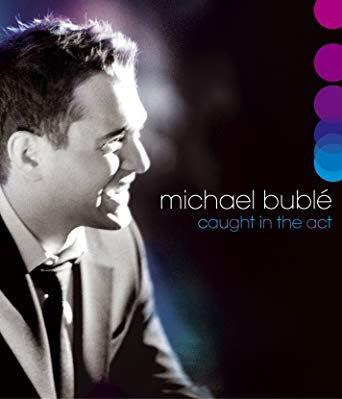 合友唱片 麥可布雷 Michael Buble / 魅力四射 現場演唱會 藍光 CAUGHT IN THE ACT BD