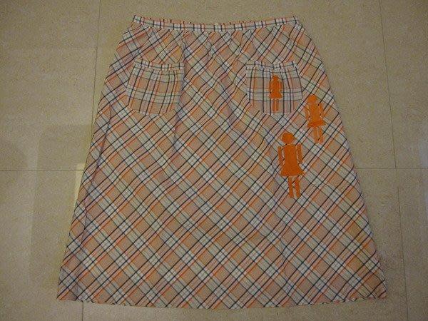 8hAPPY 專櫃品牌格子裙