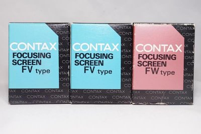全新 CONTAX FOCUSING SCREEN 對焦屏