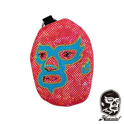 『Haoming』Mask Coin Case 零錢包 COLOR D