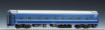 [玩具共和國] TOMIX HO-5024 JR客車 オハネ15形(白帯)