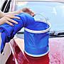 摺疊便攜款水桶 戶外 露營 洗車 汽車 伸縮 ...
