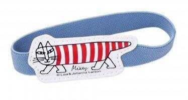 ☆Juicy☆日本雜誌附贈 Lisa Larson 北歐 貓 便當盒 綁帶 束帶 手帳 行事曆 彈性束帶 2050