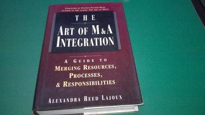 大熊舊書坊-The Art of M and A Integration  -101*22