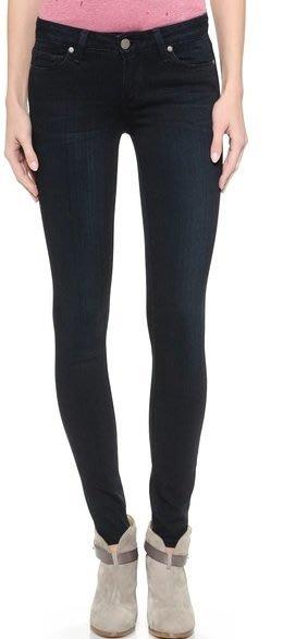 ◎美國代買◎Paige Denim Transcend Verdugo深藍刷色經典款合身牛仔褲~歐美街風