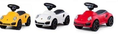【魔法世界】保時捷 Porsche 911Turbo S Foot to Floor 助步車/滑步車/學步車