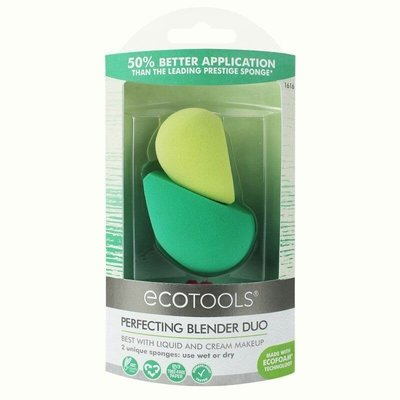 [goods好物] 美國 EcoTools Perfecting Blender Duo 雙顆入 海綿