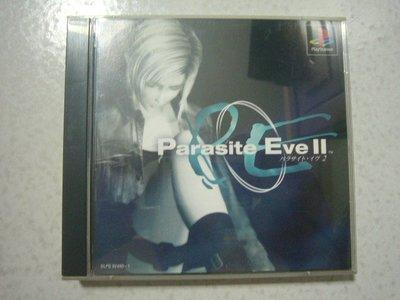 【~嘟嘟電玩屋~】PS 日版光碟 ~ 異魔2 Parasite Eve 2 .... 有側標