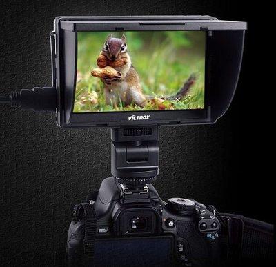 呈現攝影-Viltrox 5吋LCD液...