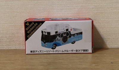 《GTS》純日貨TOMICA 多美小汽車 Disney Resort 東京迪士尼樂園限定 米奇巴士車