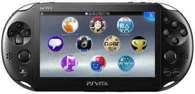 【二手主機】SONY PSVITA 2007 主機 黑色 附充電器 USB傳輸線 PS VITA PSV【台中恐龍電玩】