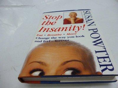 買滿500免運 / 崇倫《    Stop the Insanity! Eat, Breathe, Move, Chan