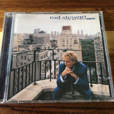 [老搖滾典藏] Rod Stewart-If We Fall In Love Tonight 德盤
