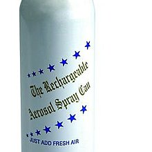 &氣動達人 重複使用 噴霧罐 (英國製造 台灣組裝)超方便 防繡油 水 漆 噴槍