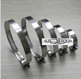 304不銹鋼束環直徑14公分-1組2個