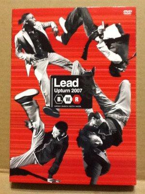 ~拉奇音樂~ Lead  Upturn 2007  DVD 二手保存良好片況新無刮傷 宣傳片