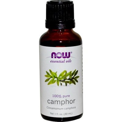 【蓋亞美舖】 Now Foods,Essential Oils,  Camphor  樟樹精油 30ml