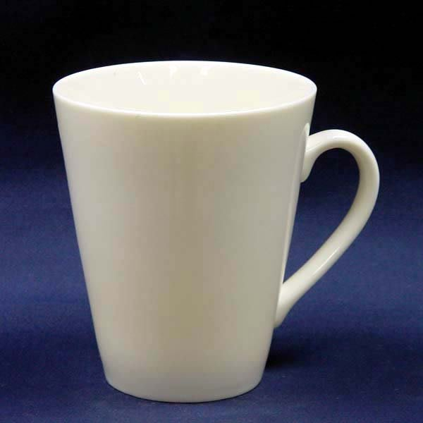 【無敵餐具】台灣製陶瓷馬克杯(270cc)可耐熱/接受印製專屬logo【HDC-07】