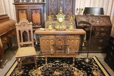 【家與收藏】賠售特價稀有珍藏歐洲百年古...