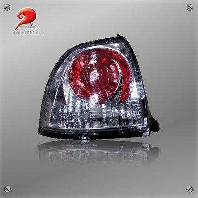 【驚爆市場價 我最便宜】KS-HD321  喜美紅白左尾燈