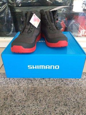 五豐釣具-SHIMANO  新磯款短筒釣魚鞋FS-083P 特價3300元