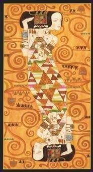 """~""""天使香氛心世界""""~金色克林姆塔羅牌(燙金版)Golden Tarot of Klimt"""