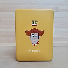 innisfree 胡迪鐵盒 迪士尼鐵盒 方鐵盒