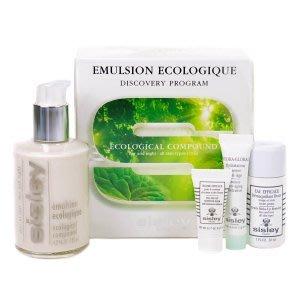 Sisley Emulsion Ecologique Discovery Program 希思黎全能乳液 4件套裝