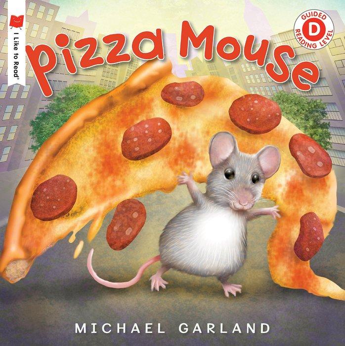 *小貝比的家*PIZZA MOUSE/I LIKE TO READ/LEVEL D/平裝/3~6歲