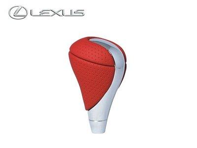 【Power Parts】LEXUS SHIFT KNOB 排檔頭 IS-F 2007-2013